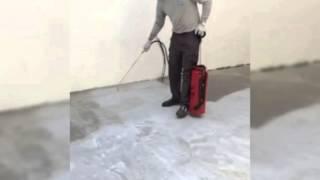 סילר לרצפת בטון - איך ליישם סילר לרצפת בטון