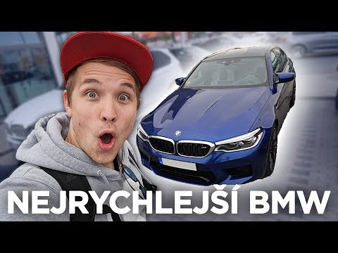 Nová M5 jako náhradní vůz?! [ VLOG ]
