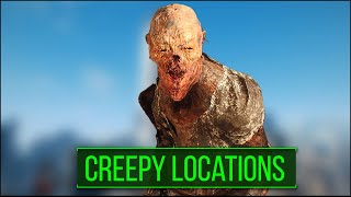 Fallout 4: 5 Unsettling and Creepy Locations You May Have Missed – Fallout 4 Secrets