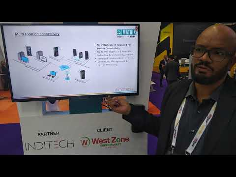 MatrixComsec addressed the security challenges of West_Zone group