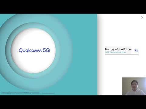 Private 5G networks will serve as a foundation for Industry 4.0