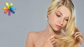 Восстанавливающая маска для сухих и поврежденных волос – Все буде добре. Выпуск 875 от 07.09.16