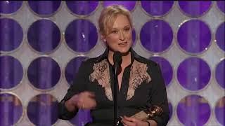 "Meryl Streep thinks Harvey Weinstein is ""God"""