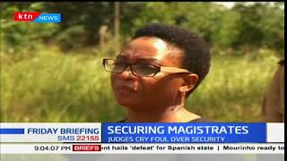 Kenyan magistrates want security provided following carjacking of Kwale Chief Magistrate