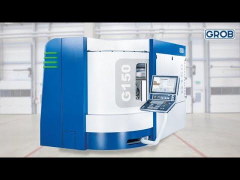 G150 – Maschinenvorstellung