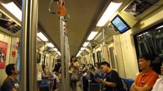 preview picture of video 'Bangkok MRT Thailand กรุงเทพฯ รถไฟฟ้ามหานคร'