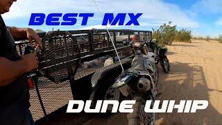 No Tools Needed MX Dune Whip Mount