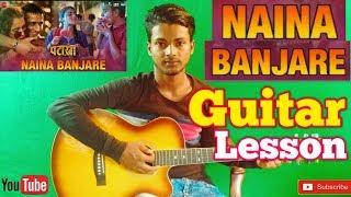Naina Banjare |Arijit Singh| Pataakha-Easy Guitar Chords/Lessons/Tutorial/Guitar Cover..By-Merajul