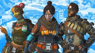 Apex Legends Season 1 Battle Pass Grinding