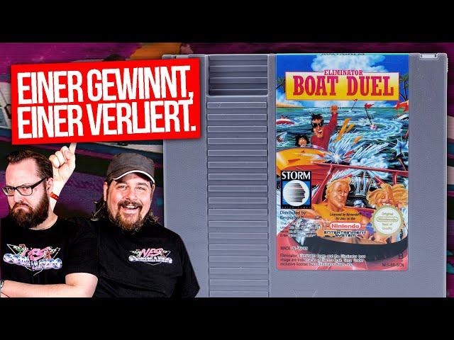 ELIMINATOR BOAT DUEL | Nintendo NES Review