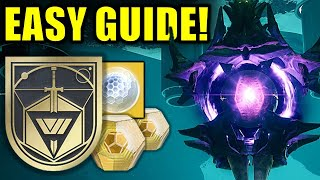 Get Those Exotics! - Grandmaster Nightfall Platinum Guide   Savathun's Song - Destiny 2