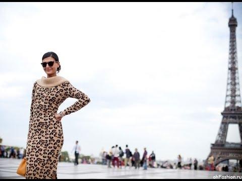 Уличная мода Парижа, Весна-Лето 2014.