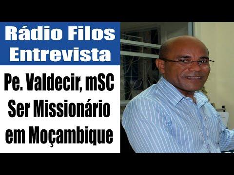 Entrevista com Pe. Valdecir, mSC