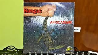 Kongas –Tatoo Woman