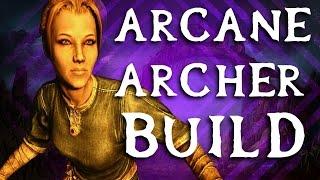 Skyrim Builds - The Arcane Archer