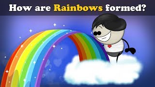How are Rainbows formed? | #aumsum #kids #science #education #children