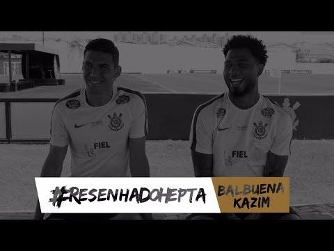 #ResenhaDoHepta com Balbuena e Kazim