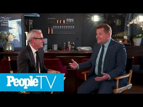 James Corden Opens Up About The Difficulty Of Raising 3 Kids | PeopleTV