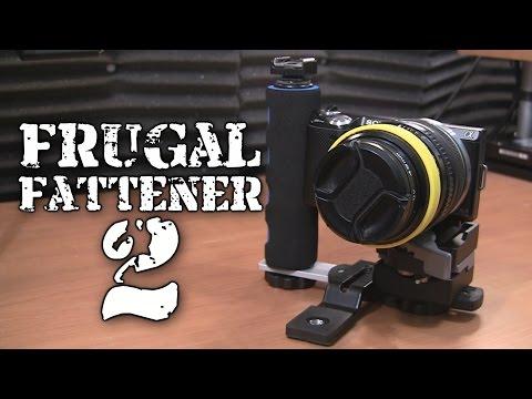 Make Handling Tiny Digital Cameras Easier With This DIY Camera Grip