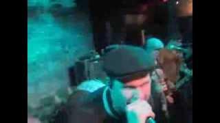 Dropkick Murphys - Pipebomb On Lansdowne @ Lansdowne Pub in Boston, MA (3/17/14)