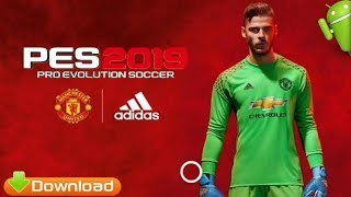 pes 2019 mod android offline best graphics game download - TH-Clip