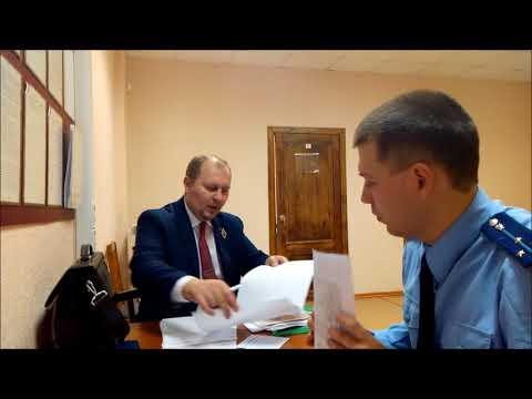 Заявление в Прокуратуру на аппарат 69 участка мирового суда юрист Вадим Видякин
