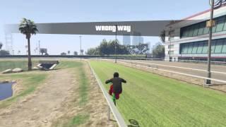Video GTA 5 Sick Peg Grind!