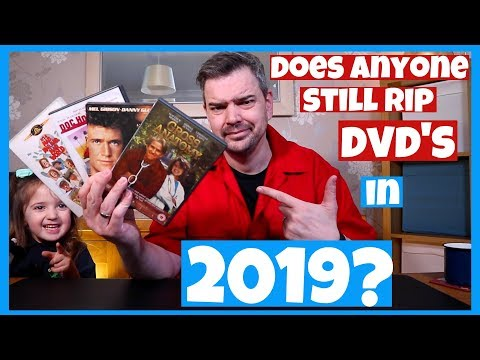 Does Anyone Still Rip Movies from DVD's in 2019? Wonderfox DVD Ripper
