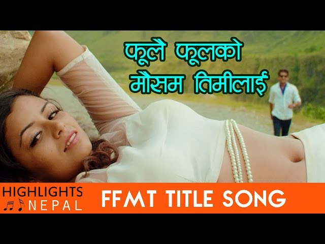 "Thumnail of ""Fulai Fulko Mausam Timilai"" Title Song HD"