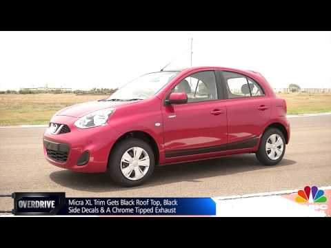 Nissan Micra XL CVT review by OVERDRIVE