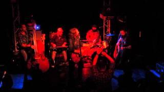 Chuck Ragan - Let It Rain at Thekla, Bristol 28 05 14