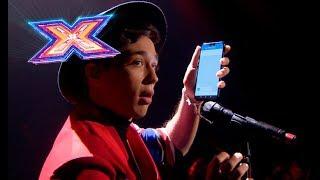 Иван Ищенко – Pharrell Williams – Happy – Х-Фактор 9. Третий прямой эфир