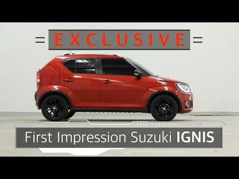 First Impression Suzuki IGNIS I OTO.com