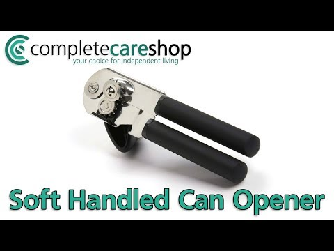 Take The Pain Out Of Opening Cans