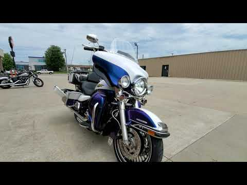2010 Harley-Davidson Electra Glide® Ultra Limited in Ames, Iowa - Video 1