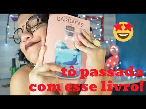GARRAFAS AO MAR, de ADRIANE GARCIA
