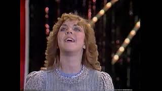 "Andrea McArdle ""Tomorrow"" from Annie and Tony Awards 1981"