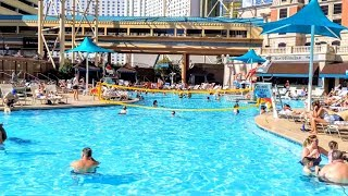 Pool at New York-New York Hotel & Casino (Las Vegas, Nevada)