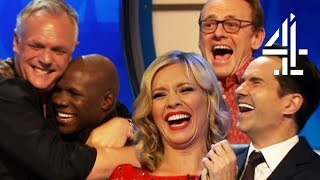 Video GREG DAVIES FREAKS OUT WHEN CHRIS EUBANK TURNS UP!! | 8 Out Of 10 Cats Does Countdown Best Bits Pt 4 MP3, 3GP, MP4, WEBM, AVI, FLV Agustus 2019