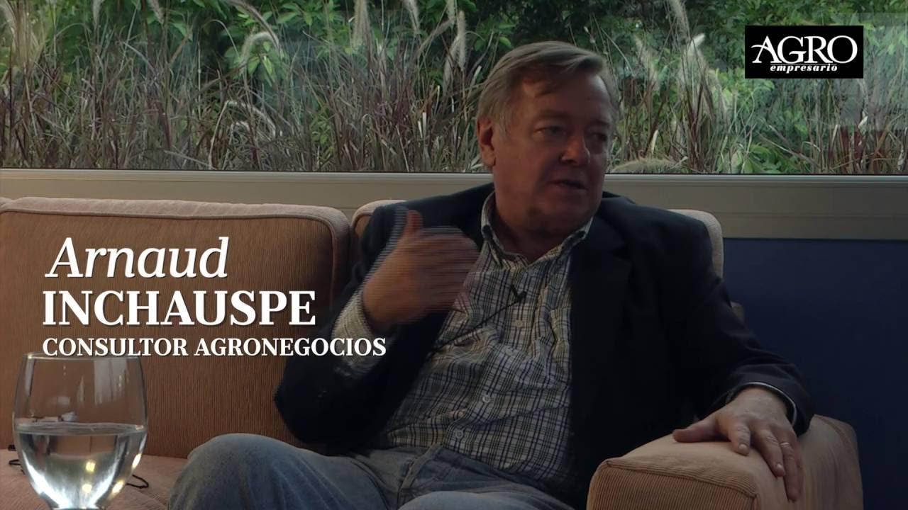 Arnaud Inchauspe - Consultor Agronegocios