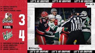Wild vs. Griffins | Apr. 17, 2021