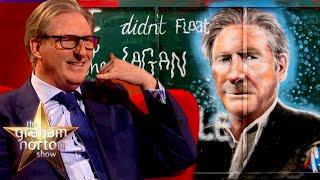 Line of Duty's Adrian Dunbar On His Mural In Belfast | The Graham Norton Show