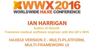 """HaxeUI Version 2 - Multi-platform, multi-framework ui"" by Ian Harrigan"