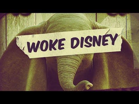 Woke Disney видео