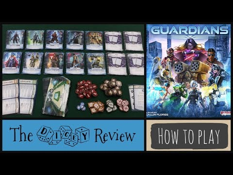 Guardians - A Dicey Walkthrough!