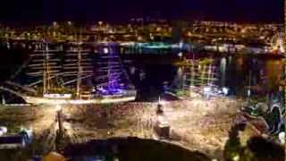 preview picture of video 'The Tall Ships Races 2013 - Szczecin, Polonia'