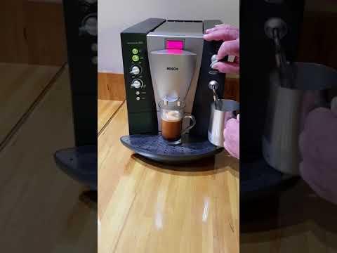 Bosch Benvenuto B30 Beans-to-cup Coffee machine