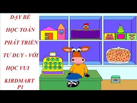 Bé học đếm cùng Kidsmart
