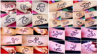 Best Couple Letter Tattoo For Tattoo Lover