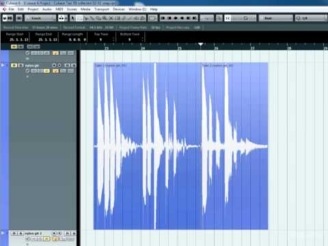 Snap Function  –  Cubase 6 Explained